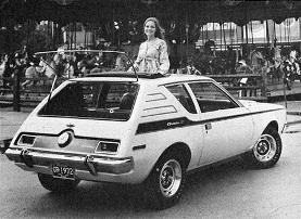 1972 Gremlin X with sunroof pic2