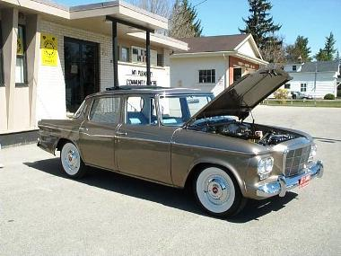'62 Regal 4-door pic 1 - Steve Gottfried